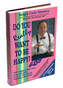 Do You Really Want to be Happy - Sergio Maresca